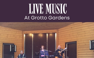 Live Music at Grotto Gardens Slide