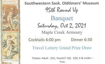 SW Oldtimers' 95th Round Up Banquet Slide