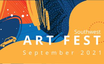 Southwest Art Fest Slide
