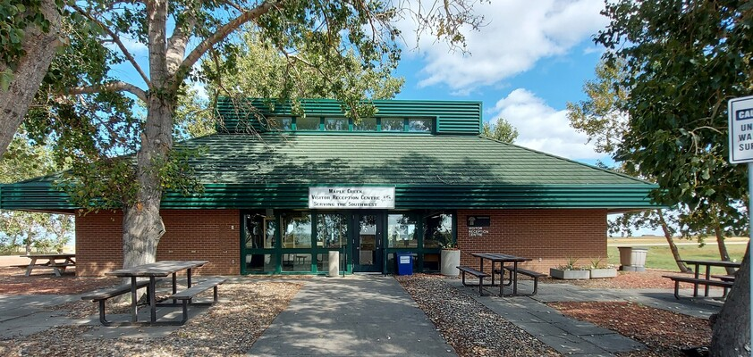 5 Reasons to Stop at the Maple Creek Visitor Reception Centre